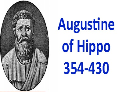 Augustine of Hippo Logo