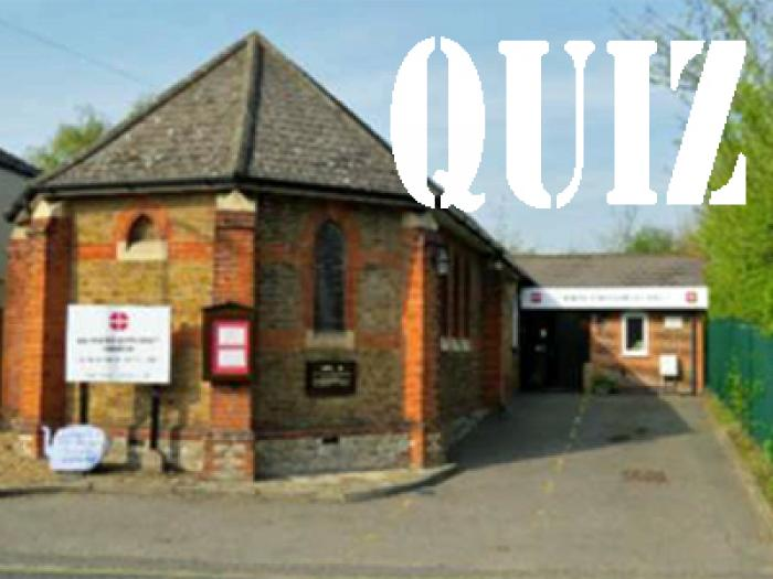 Bearsted Quiz