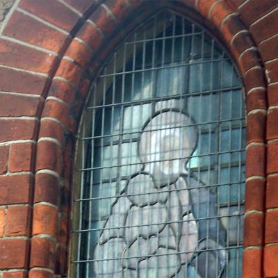 Bearsted Window 2012