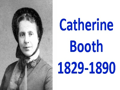 Catherine Booth Logo
