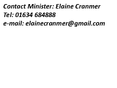 contact Elaine Cranmer 2020gm