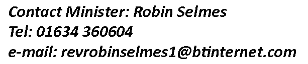 contact Robin Selmes
