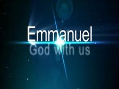 Emmanuel God-is-with-us