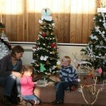 Larkfield:  Christmas Tree Festival 2011