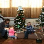 Larkfield Christmas Tree Festival 2011 crop- jpg