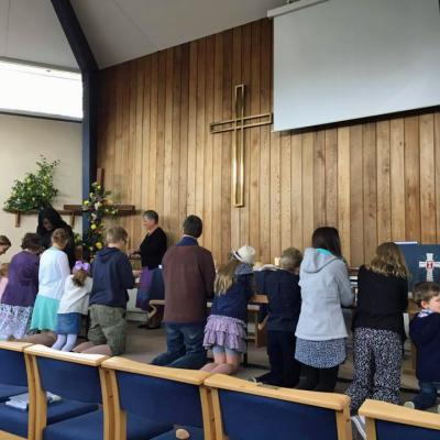 Larkfield Communion 2017