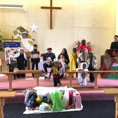 Strood nativity