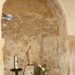 The oldest part of the Abbey (670ish) - The Crypt