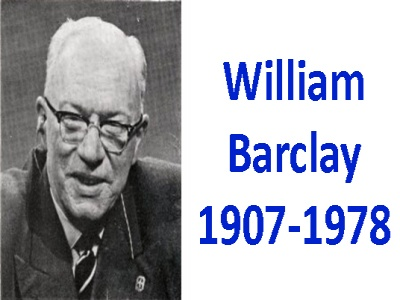 William Barclay Logo